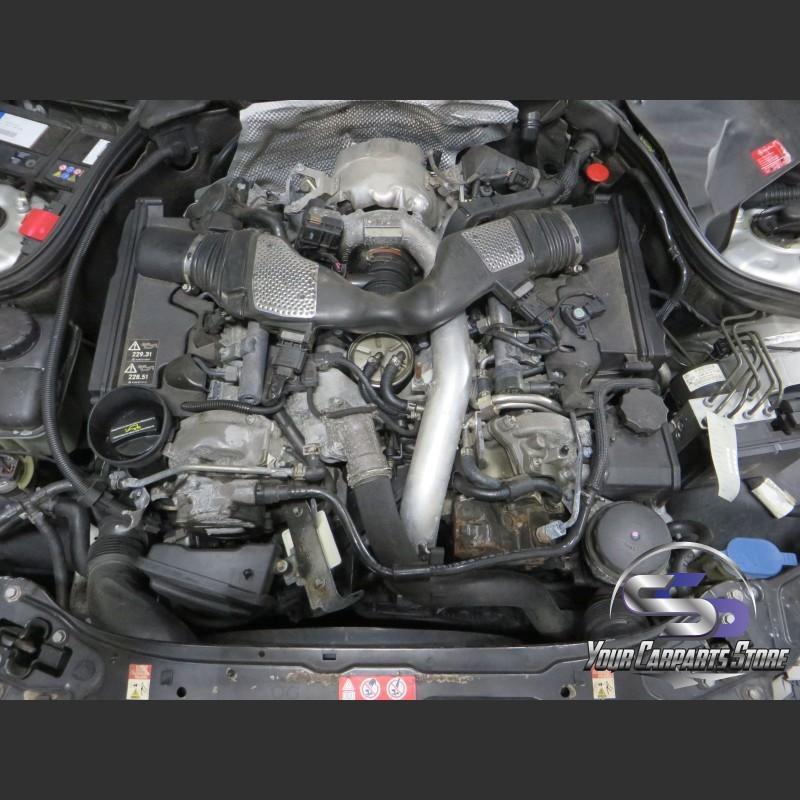 Debimetre Mercedes  Cdi W