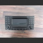 Mercedes W211 Radio CD Navigationssystem Navi Audio 50...