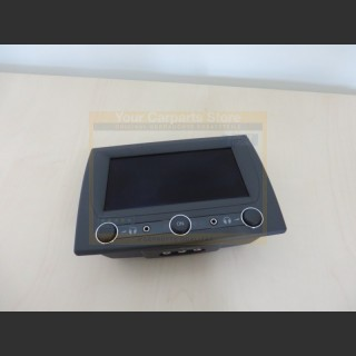 Mercedes W211 E Klasse Fond Monitor Entertainment DVD Bildschirm 2118202689 (142