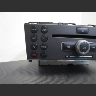 Mercedes C W204 Comand DVD APS Navigation NTG4  2049060902 2049067501 (131, 154