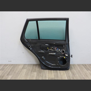 Mercedes W211 S211 E Klasse Kombi Tür Türe Door hinten links 368 Flintgrau (172